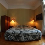 Hotel triple room