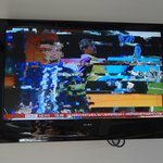 Pixelating tv!