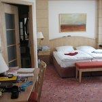 Hotel Weißer Hirsch, Komfortzimmer