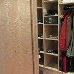 Komfortzimmer, begehbarer Schrank