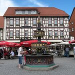Hotel Weißer Hirsch, Wernigerode Marktplatz