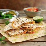 Have you tried our Quesadilla Falafel?