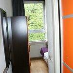 Overall view fm doorway