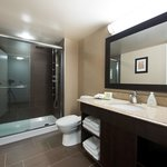 Guest Room Showers