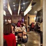 The new Iseya restaurant
