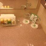 Все необходимое, кроме зубной пасты и щетки