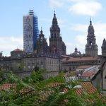 Vista para a Catedral