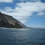 View from the La Graciosa ferry