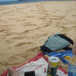 Picnic on Playa de las Conches