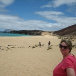 Playa de Las Conches - La Graciosa