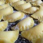 vareniki piatto tipico russo/ukraino