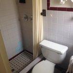 Bathroom - after use