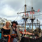 Golden Hind Pirates