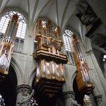 órgano de la iglesia