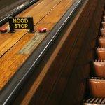 1930s wooden escalators
