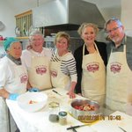 Cooking Lesson at Villa Le Baron