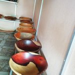 Rosewood Bowls