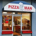Pizza Man of Liverpool