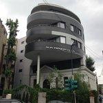 Architettura dell'albergo