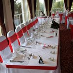 Function Room for Our Wedding Reception