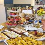Breakfast Buffet - Typical Portuguese Buffet