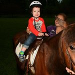 Pony Ride at Tyler Place!