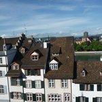 View from Balcony Junior Suite with Terrace - Top Floor