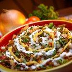 Fogo Nacho Salad
