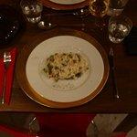 Risotto agli asparagi (Risotto with asparagus)