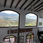 Panaoramic view from house