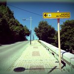 Caminho para Parador de Monforte Hotel