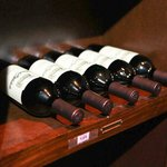 Wine- Clear Lake's best wine list and winner of the Wine Spectators award
