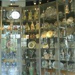 Porcelains Exhibit