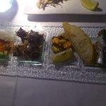 Entremes de pescados variados