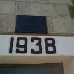 The construction date of The Lighthouse Galle Fort, Sri Lanka.