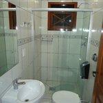 banheiro categoria Master