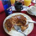 breakfast - orange french toast