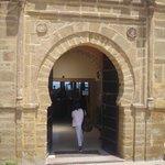 Borj Eddar - Entrance gate