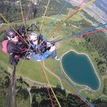 Tandem paraglide!!!!