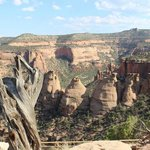 Coke Ovens Overlook, Colorado National Monument, Sep 2013