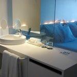 Lavabo y accesorios de baño,