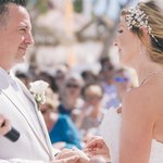 Wedding Ceremony on Gabi Beach
