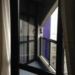 Varanda do Apartamento Luxo