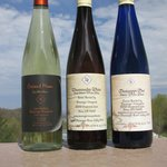 Wines made with our La Crescent Grapes