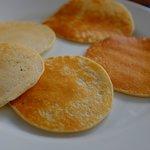 THOSE pancakes....*