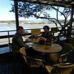 Restaurante Porto Canoas-Vista maravilhosa