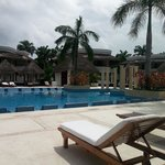 Laguna Pool area