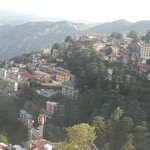 Shimla view from the room