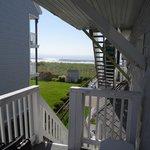 Balcony view room 5