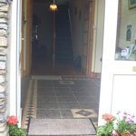 Welcome Entrance to O'Sheas
